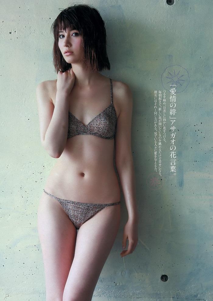 高松リナ 「アサガオ」 グラビア画像