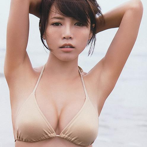 釈由美子 「昨日のワタシ 今日のあたし」 グラビア画像