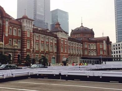 東京駅 ①