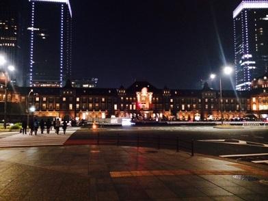 東京駅 ②