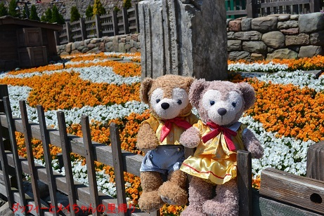 春のお散歩11
