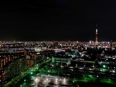 【明花】東京スカイツリー 2種類の特別ライティング!