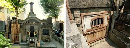 新吉原総霊塔と吉原の遊女が眠る惣墓