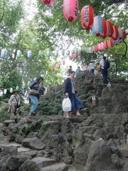 買い物帰りの主婦も手軽に富士登山
