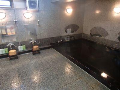 檜乃湯の浴室