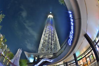2013年9月12日最新東京スカイツリー画像!