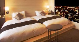 ベッド和洋室マットレス