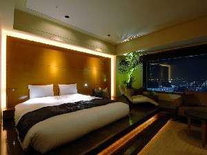 ジャパニーズスタイルのベッド