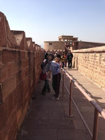 メヘラーンガル砦3
