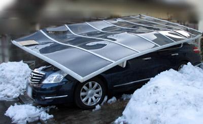 大雪の被害