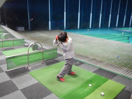 """ゴルフの""""うんどう"""""""