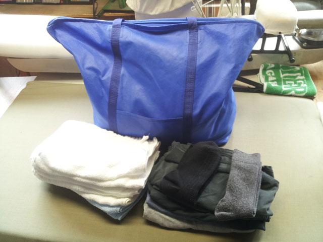 北海道札幌市洗濯代行ewash