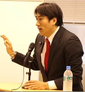 川田さん講演会2