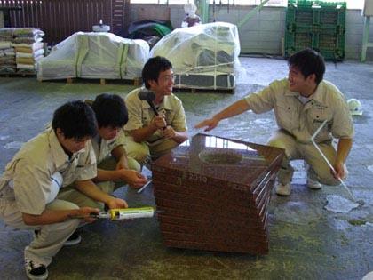 山形工業モニュ-生徒が参加07