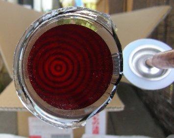 真空管パイプの分解