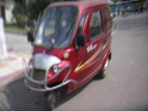 中国の電動バイク