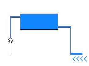 太陽熱温水器の水圧