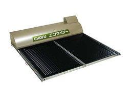 自然循環型太陽熱温水器