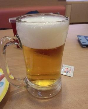 生ビール(カッパ)