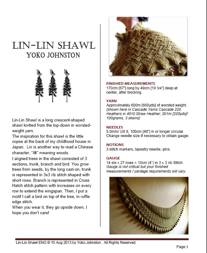 Lin-Lin shawl ENG