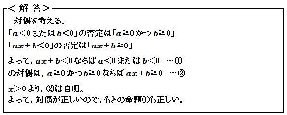 練習問題23解答