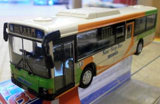 トレーン ダイキャスト製 都バス