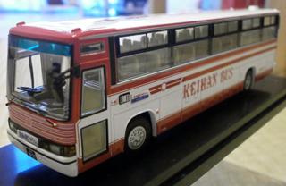 日野ブルーリボン 京阪観光バス