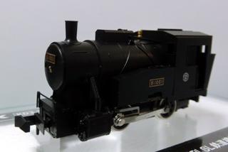 オリジナルモデル 「里山交通 B1001形蒸気機関車」