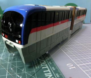 「東京モノレール2000形セット」2000形車両(2両編成)