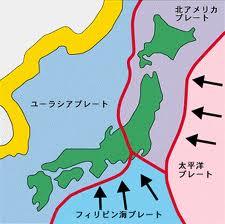 日本周辺プレート3