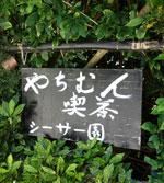 やちむん喫茶 シーサー園13