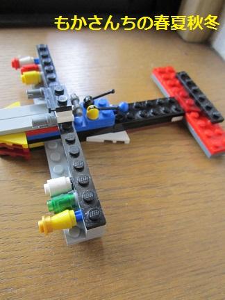 LEGOでひこうき