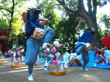 赤井諏訪神社例大祭7