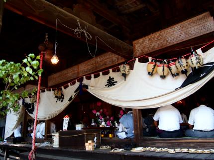 赤井諏訪神社例大祭2