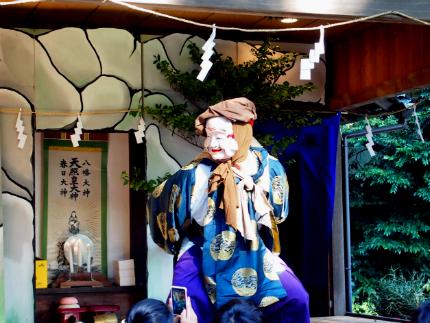 赤井諏訪神社例大祭12