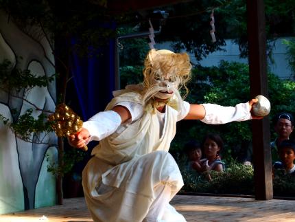 赤井諏訪神社例大祭13