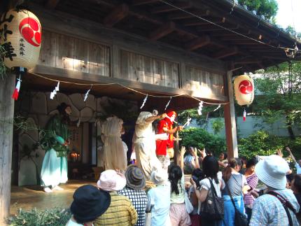 赤井諏訪神社例大祭15