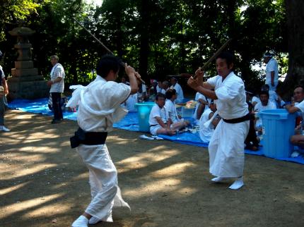 赤井諏訪神社例大祭5