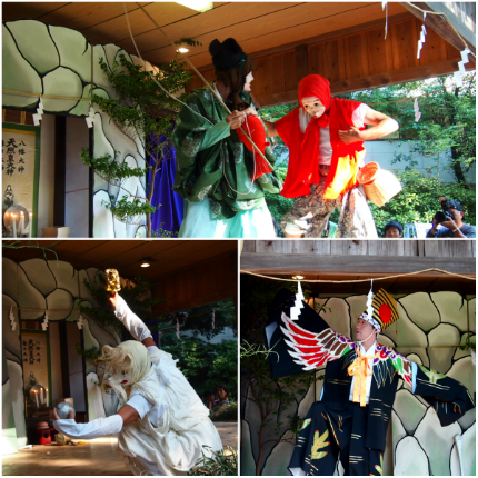 赤井諏訪神社例大祭16