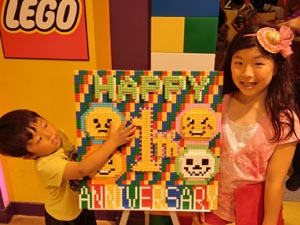 LEGOお台場