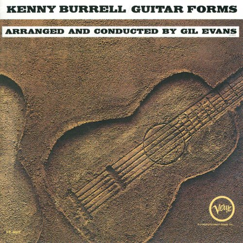 Guitar Forms Kenny Burrell