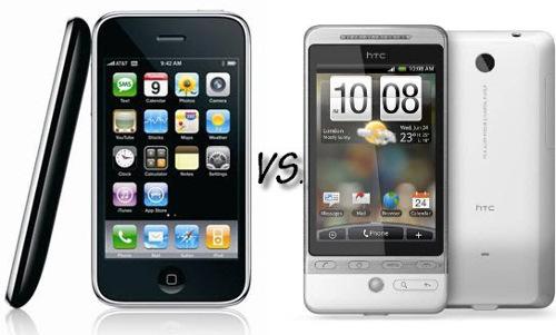 iPhoneとアンドロイドってぶっちゃけどっちが人気なの?