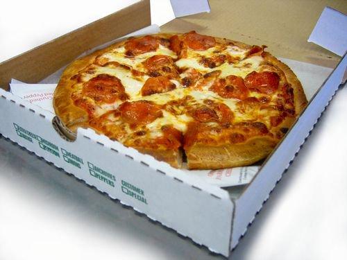 宅配ピザのLサイズの原価