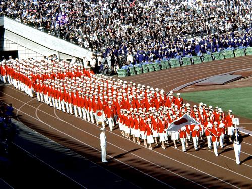 体育の日ができたのは東京オリンピックがきっかけ