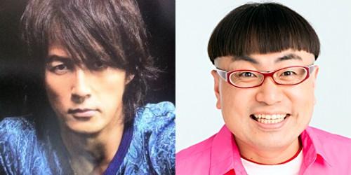 B'zの稲葉浩志とイジリー岡田は同じ日に生まれた