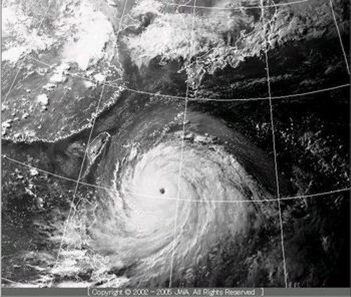 観測史上最も大きな被害をもたらした台風「伊勢湾台風」