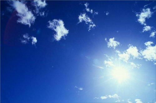 今見ている太陽は過去の姿