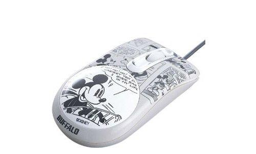 パソコンでマウスを動かした時の長さの単位はミッキー