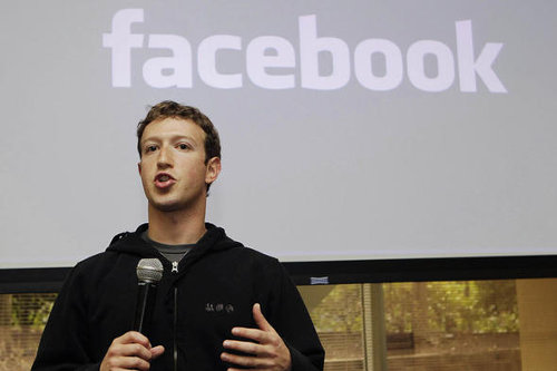 Facebookマーク・ザッカーバーグの収入