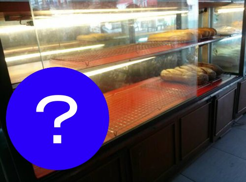 タイのパン屋で商品棚にパンじゃないものが・・・